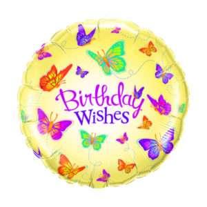 Idea regalo Palloncino a elio Birthday Wishes