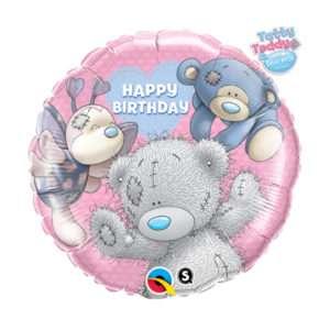 Idea regalo Palloncino a elio Happy Birthday (Tatty Teddy)