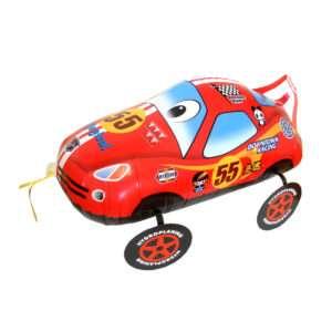 Idea regalo Palloncino a elio Auto da Corsa