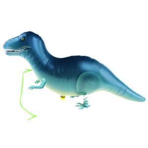 Idea regalo Palloncino a elio Tyrannosaurus Rex