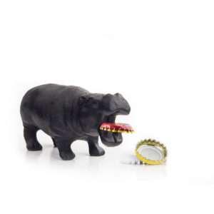 Idea regalo Apribottiglia Hippo