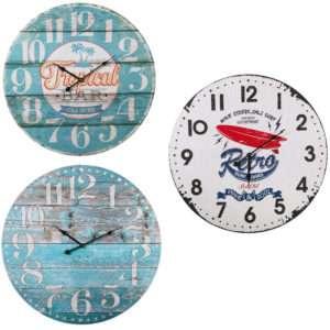 Idea regalo Orologio vintage da parete
