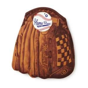 Idea regalo Guanto da forno baseball Home run