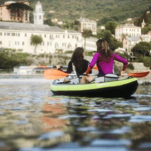 Idea regalo Impara i segreti del Kayak (6 lezioni) – Chiavari, Genova