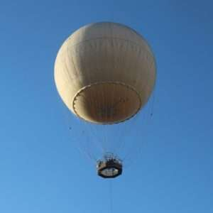 Idea regalo In mongolfiera sulla città di Torino: il Turin Eye