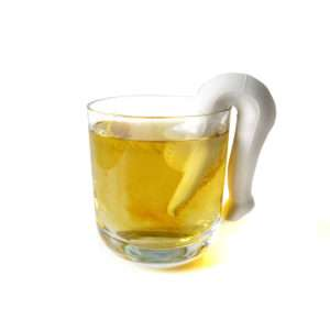 Idea regalo Infusore per tè Hangover