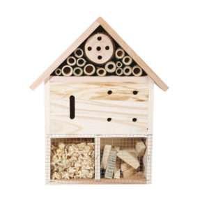 Idea regalo Hotel per insetti Casetta