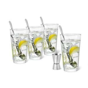 Idea regalo Set per gin tonic con incisione personalizzata
