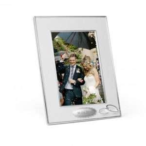Idea regalo Cornice per matrimonio con incisione personalizzata