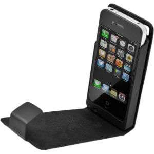 Regalo iPhone-Ledertasche mit Ladefunktion