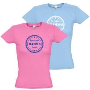Idea regalo T-Shirt La Mamma Migliore