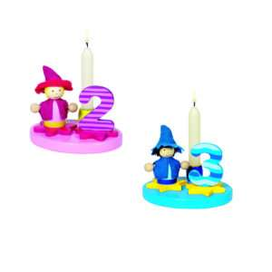 Idea regalo Porta candeline compleanno bimbi