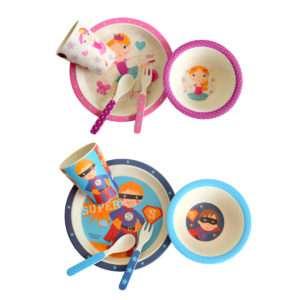 Idea regalo Set da tavola per bambini
