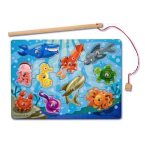 Idea regalo Set per piccoli pescatori