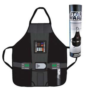 Idea regalo Star Wars: Grembiule da Cucina Darth Vader