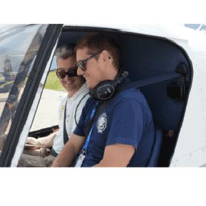 Idea regalo Lebbrezza del volo in elicottero, simulazione di volo – Trento