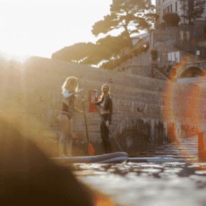 Idea regalo Le Cinque Terre in SUP (min. 3 Persone) – Riomaggiore, Liguria
