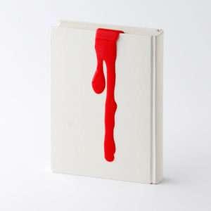 Idea regalo Segnalibro Sangue