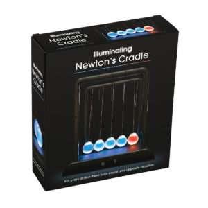 Idea regalo Pendolo di Newton luminoso