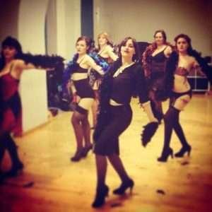 Idea regalo Lezione di Burlesque di gruppo per addio al nubilato – Roma
