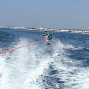 Idea regalo Lezione di Wakeboard – Torre San Giovanni, Salento