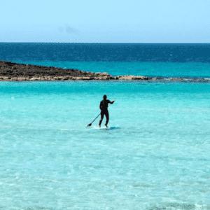Idea regalo Lezione individuale di Stand Up Paddle – Salento, Puglia