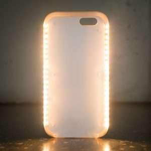 Idea regalo Custodia Luminosa Powerbank per iPhone 6/6S/7