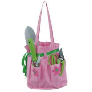 Idea regalo Little Garden – Attrezzi da giardino con borsa