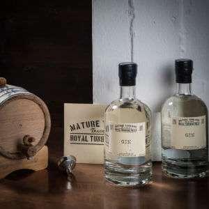 Regalo Set Maturazione Gin  kit fai da te