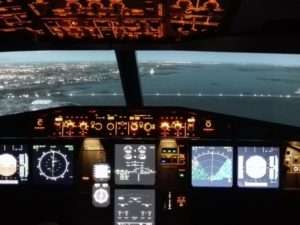 Idea regalo Unora e mezza con simulatore di volo McDonnell Douglas MD80 – Venezia