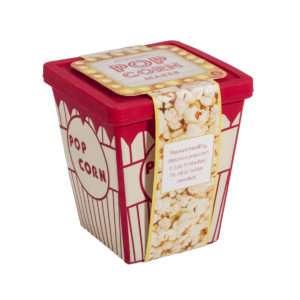 Idea regalo Box di Popcorn per il microonde