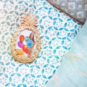 Regalo Cornice Ananas