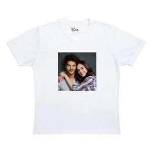 Idea regalo T-Shirt per donna personalizzabile con foto