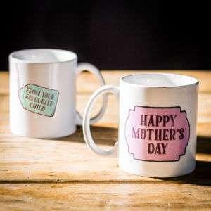 Idea regalo Tazza Happy Mother`s Day
