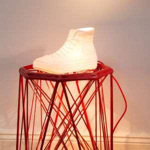 Idea regalo N.Y.C. lampada in porcellana