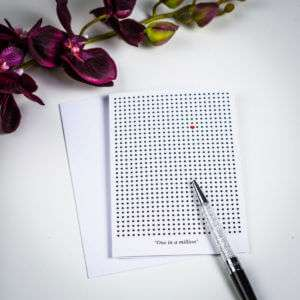 Idea regalo Lettera DAmore  One in a Million