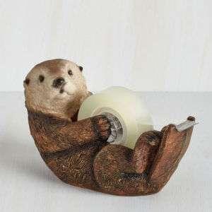 Idea regalo Porta Nastro Adesivo Otto Otter