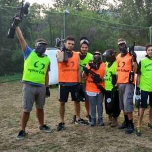 Idea regalo Paintball Challenge: partita a Paintball – Salerno