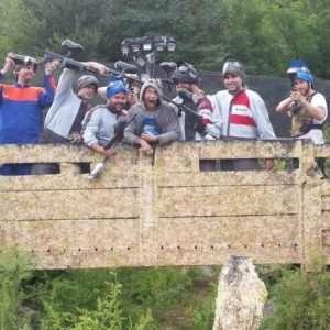 Idea regalo Paintball in Costume: caccia al festeggiato a Bolzano