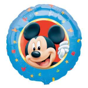 Idea regalo Palloncino a elio Mickey Mouse