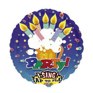 Idea regalo Palloncino a elio sonoro Party