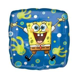 Idea regalo Palloncino a elio Spongebob