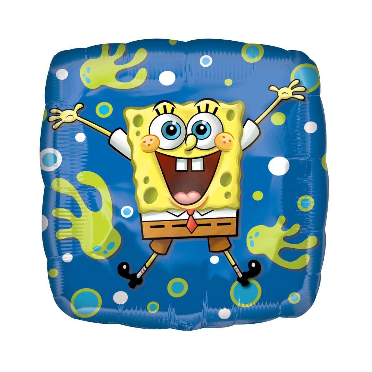 Idee Regalo Spos: Regalo Palloncino A Elio Spongebob