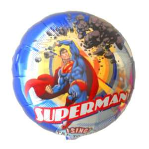 Idea regalo Palloncino a elio Superman