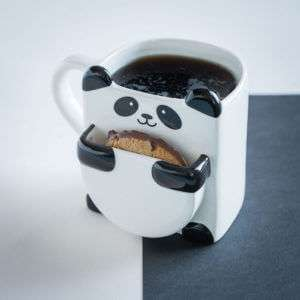 Idea regalo Tazza Panda Biscotto