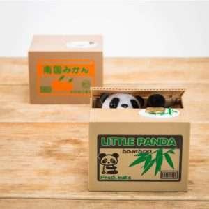 Idea regalo Salvadanaio Panda