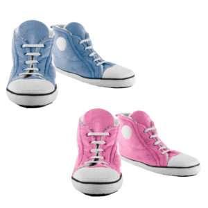 Idea regalo Pantofole Sneaker per bambini