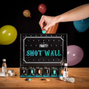 Regalo Gioco per Drink Shot Wall