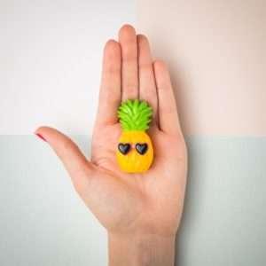 Regalo Lucidalabbra Vibe Squad Ananas