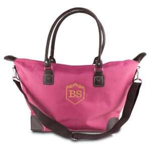 Idea regalo Shopper rosa personalizzata